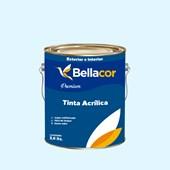 Tinta Acrílica Acetinado Premium A91 Sopro do Inverno 3,2L Bellacor
