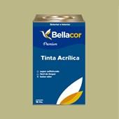 Tinta Acrílica Acetinado Premium B33 Verde Primavera 16L Bellacor