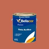 Tinta Acrílica Acetinado Premium B87 Romeu e Julieta 3,2L Bellacor