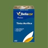 Tinta Acrílica Acetinado Premium C19 Verde Jacaré 16L Bellacor