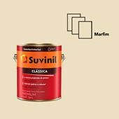TINTA ACRÍLICA FOSCA CLÁSSICA MARFIM - 3,6L SUVINIL