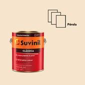 TINTA ACRÍLICA FOSCA CLÁSSICA PÉROLA - 3,6L SUVINIL