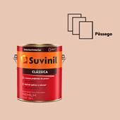 TINTA ACRÍLICA FOSCA CLÁSSICA PÊSSEGO- 3,6L SUVINIL