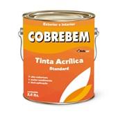 TINTA ACRÍLICA FOSCA COBREBEM VERÃO - 3,6L BELLACOR