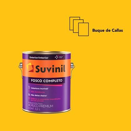 Tinta Acrílica Fosca Completo Buque De Callas 3,2L Suvinil
