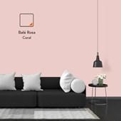 Tinta Acrílica Fosca Decora Matte Balé Rosa 16L Coral