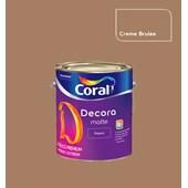 Tinta Acrílica Fosca decora Matte Creme Brulée 3,2L Coral