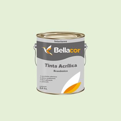TINTA ACRÍLICA FOSCA ECONÔMICA ERVA DOCE - 3,6L BELLACOR