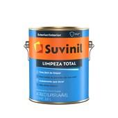 TINTA ACRÍLICA FOSCA LIMPEZA TOTAL BRANCO SUPERLAVÁVEL - 3,6L SUVINIL