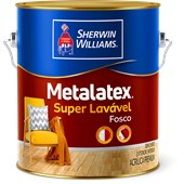 TINTA ACRÍLICA FOSCA METALATEX AVELÃ - 3,6L SHERWIN WILLIAMS