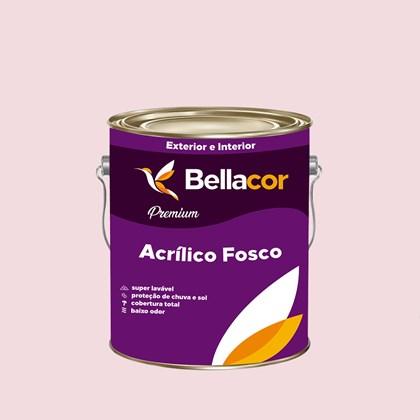 Tinta Acrílica Fosca Premium A05 Tutti-Frutti 3,2L Bellacor