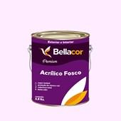Tinta Acrílica Fosca Premium A07 Rosa Neutro 3,2L Bellacor