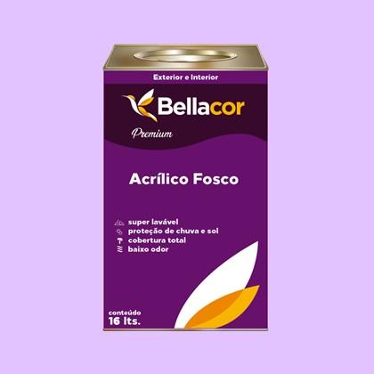 Tinta Acrílica Fosca Premium A11 Creme de Uva 16L Bellacor