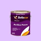 Tinta Acrílica Fosca Premium A11 Creme de Uva 3,2L Bellacor