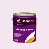 Tinta Acrílica Fosca Premium A15 Leite de Rosas 3,2L Bellacor