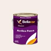 Tinta Acrílica Fosca Premium A17 Creme de Leite 3,2L Bellacor