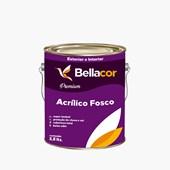 Tinta Acrílica Fosca Premium A19 Branco Suspiro 3,2L Bellacor