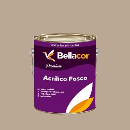 Tinta Acrílica Fosca Premium A21 Pêssego Rosa 3,2L Bellacor