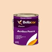 Tinta Acrílica Fosca Premium A23 Toque de Mel 3,2L Bellacor