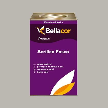 Tinta Acrílica Fosca Premium A25 Chantilly 16L Bellacor