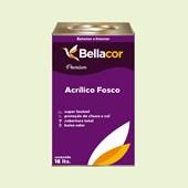Tinta Acrílica Fosca Premium A32 Verde Noronha 16L Bellacor
