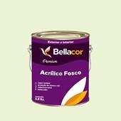 Tinta Acrílica Fosca Premium A32 Verde Noronha 3,2L Bellacor