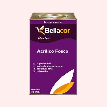 Tinta Acrílica Fosca Premium A50 Flauta Mágica 16L Bellacor