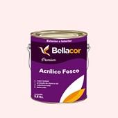 Tinta Acrílica Fosca Premium A50 Flauta Mágica 3,2L Bellacor