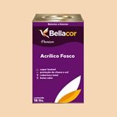 Tinta Acrílica Fosca Premium A51 Laranja Secreto 16L Bellacor