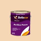 Tinta Acrílica Fosca Premium A51 Laranja Secreto 3,2L Bellacor