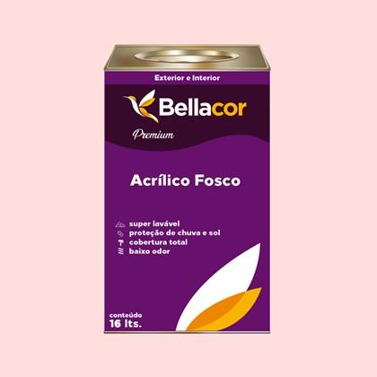 Tinta Acrílica Fosca Premium A52 Perfume de Rosas 16L Bellacor