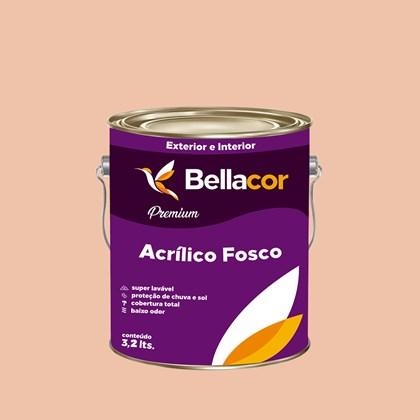 Tinta Acrílica Fosca Premium A53 Dançarina 3,2L Bellacor