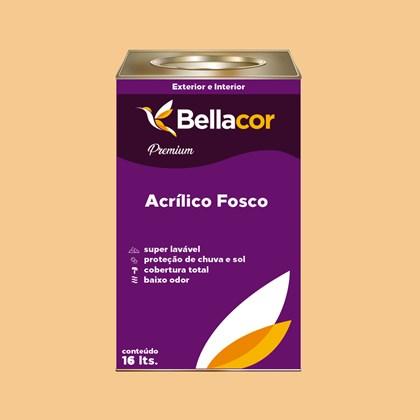 Tinta Acrílica Fosca Premium A57 Amanhecer 16L Bellacor