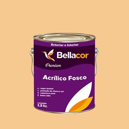Tinta Acrílica Fosca Premium A57 Amanhecer 3,2L Bellacor