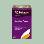 Tinta Acrílica Fosca Premium A69 Verde Claro 16L Bellacor