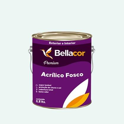 Tinta Acrílica Fosca Premium A70 Sintonia 3,2L Bellacor