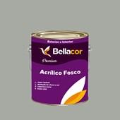 Tinta Acrílica Fosca Premium A71 Canção Verde 3,2L Bellacor