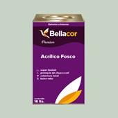 Tinta Acrílica Fosca Premium A72 Verde Alpinista 16L Bellacor