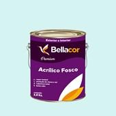 Tinta Acrílica Fosca Premium A74 Lagoa Secreta 3,2L Bellacor