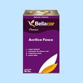 Tinta Acrílica Fosca Premium A80 Azul Celeste 16L Bellacor