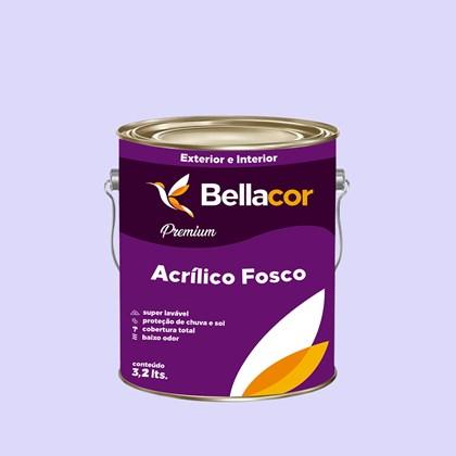 Tinta Acrílica Fosca Premium A85 Fio de Nylon 3,2L Bellacor