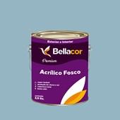 Tinta Acrílica Fosca Premium A93 Azul Raf 3,2L Bellacor
