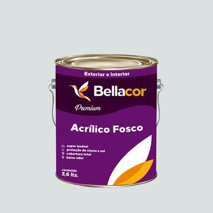 Tinta Acrílica Fosca Premium A97 Azul Antártico 3,2L Bellacor