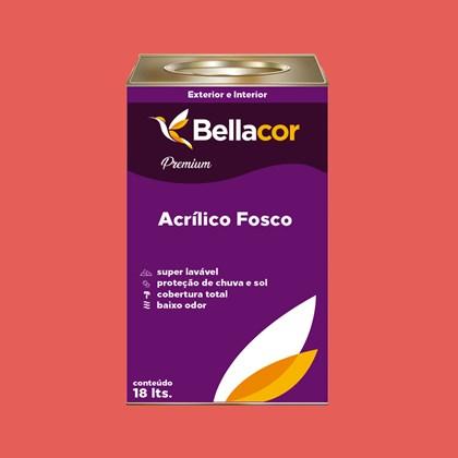 Tinta Acrílica Fosca Premium B06 Oriente 16L Bellacor