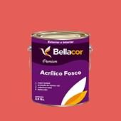 Tinta Acrílica Fosca Premium B06 Oriente 3,2L Bellacor