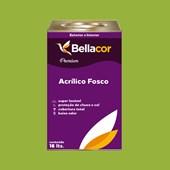 Tinta Acrílica Fosca Premium B07 Verde Kiwi 16L Bellacor