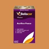 Tinta Acrílica Fosca Premium B101 Bronze 16L Bellacor