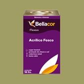 Tinta Acrílica Fosca Premium B32 Verde Caule 16L Bellacor