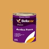 Tinta Acrílica Fosca Premium B42 Abóbora 3,2L Bellacor
