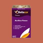 Tinta Acrílica Fosca Premium B87 Romeu e Julieta 16L Bellacor